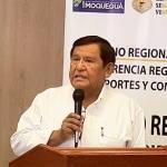 Gobernador de Moquegua fue hospitalizado por coronavirus