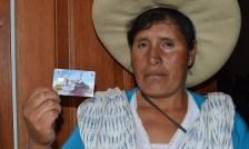 Foto de <Más de 5 800 usuarias de Juntos renuevan sus tarjetas Multired