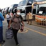 Postergan viajes terrestres por bloqueos de trabajadores en la Panamericana
