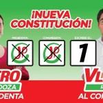 Vladimir Ruiz, un candidato joven y valiente