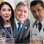 Piden a Fiscalía que solicite detención para miembros de Comisión del caso vacunas