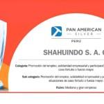 Pan American Silver obtiene 1er y 2do puesto en premios de Buenas Prácticas Laborales 2020 otorgado por el MTPE