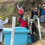 Avanza mantenimiento de 38 sistemas de agua potable en tres distritos de Cajamarca