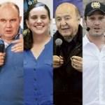Encuesta IEP: Lescano continúa primero y Mendoza empata a López Aliaga