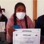 Miembros de mesa en Llusco-Cusco piden que Fuerza Popular se rectifique