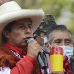 Así fue el respaldo a Pedro Castillo en las provincias de Cajamarca