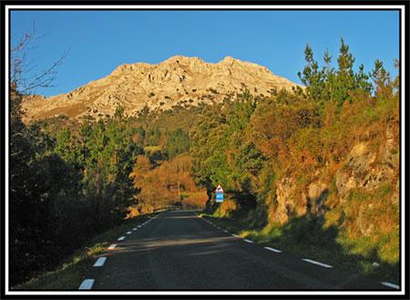 carretera montaña