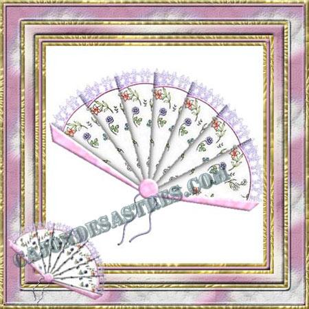 marco comunion rosa