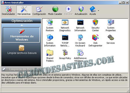 optimizar windows