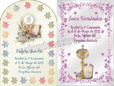 descargar gratis 4 recordatorios de comunion