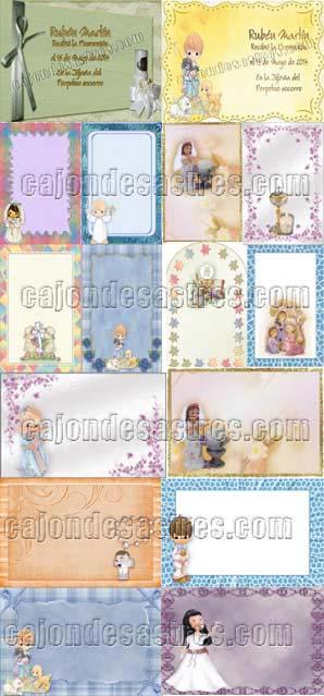 Impresión de tarjetas para invitaciones y recordatorios de