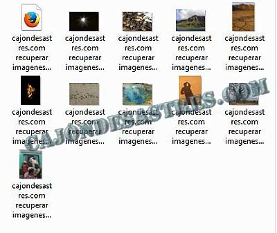 recuperar imagenes en libreoffice