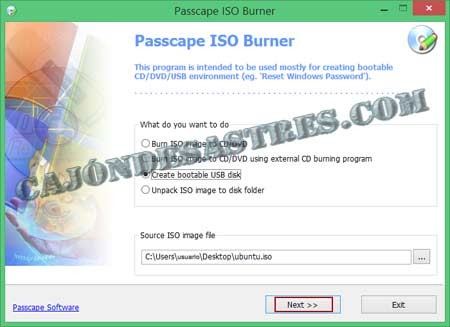 passcape iso burner.exe