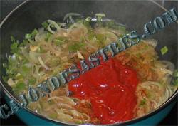 receta de Bacalao con mejillones