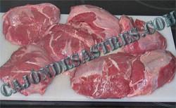 receta carrilleras de cerdo