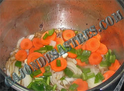 receta de codillo estofado