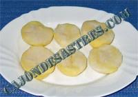 patatas asadas con atun y pulpo