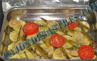 Receta sardinas con guarnicion