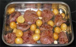 receta de carrillada asada