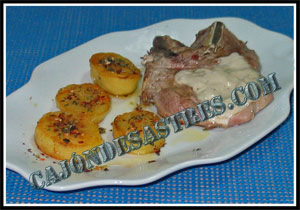 receta de patatas a la plancha