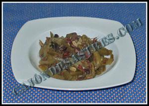 receta de borraja con jamon serrano