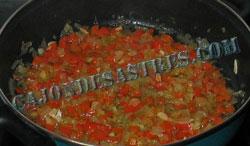 pesacdo en salsa de curry