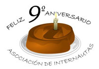 felicidades Asociacion de Internautas