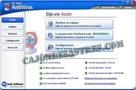 pc tools antivirus gratuito
