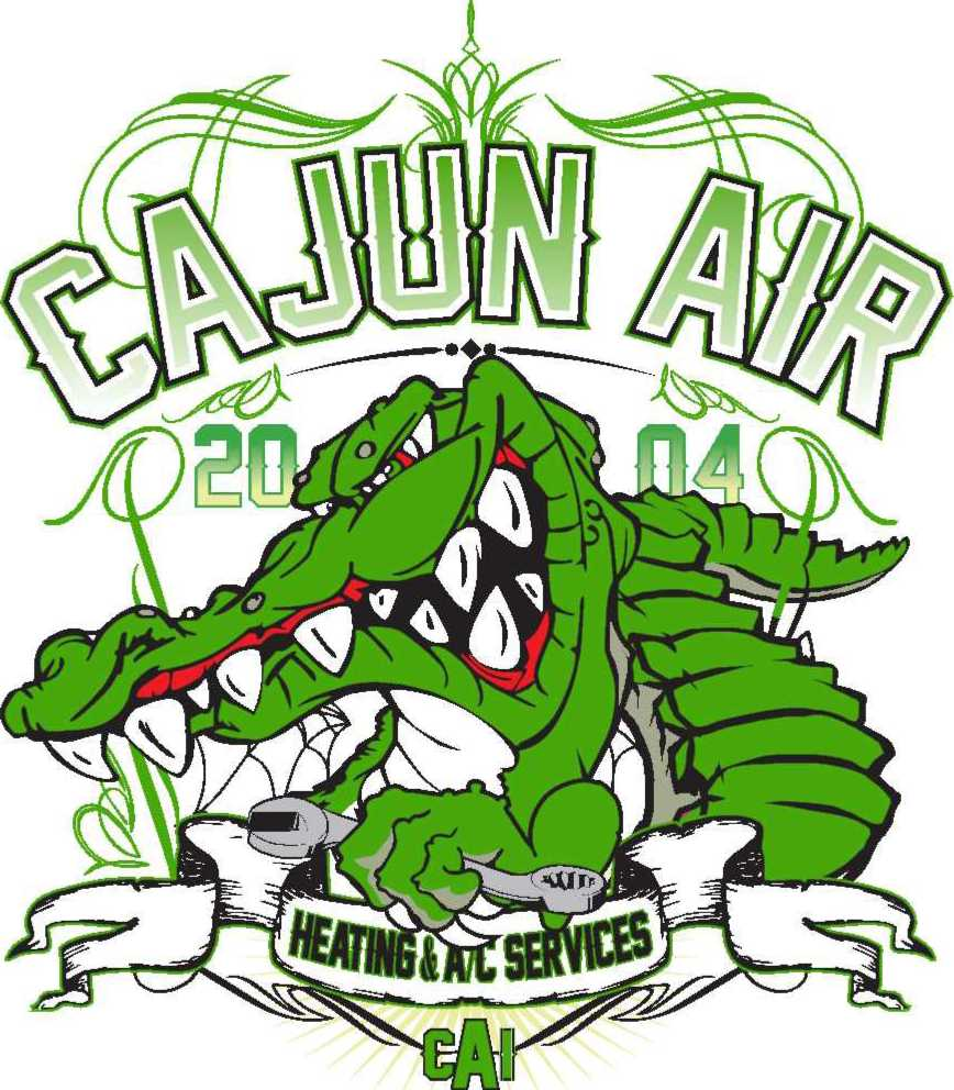 Cajun Air Inc Logo