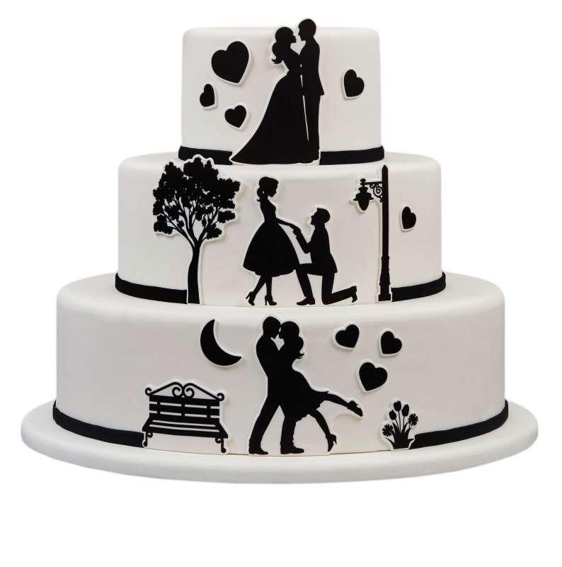 Tortendeko Zur Hochzeit 40 Schone Ideen Fur Eure Hochzeitstorten