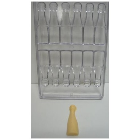 policarbonato- molde bombons