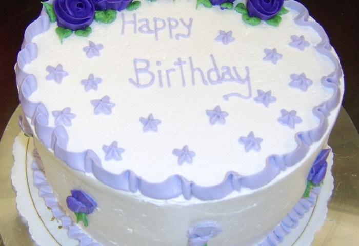 Nice Birthday Cakes