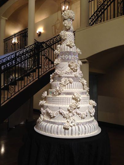 Outrageous Wedding Cakes