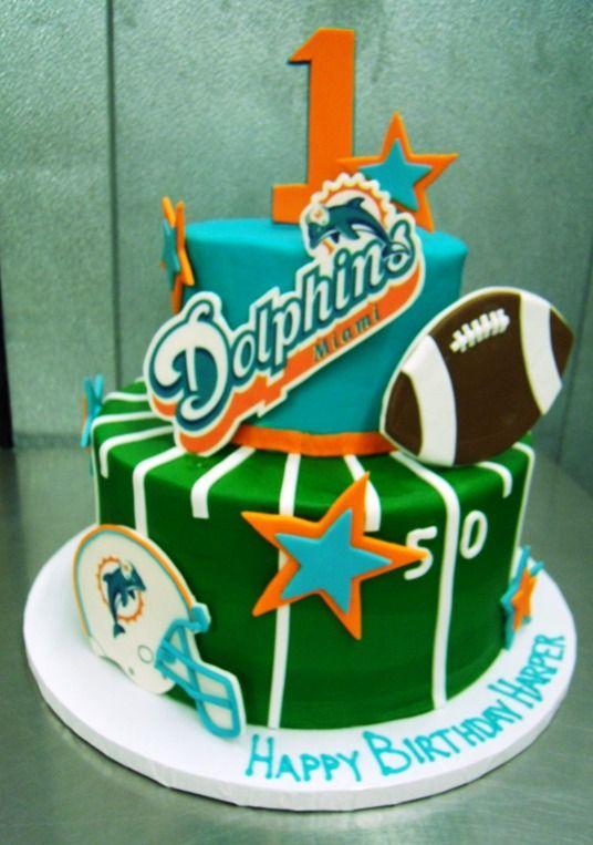 Miami Birthday Cakes