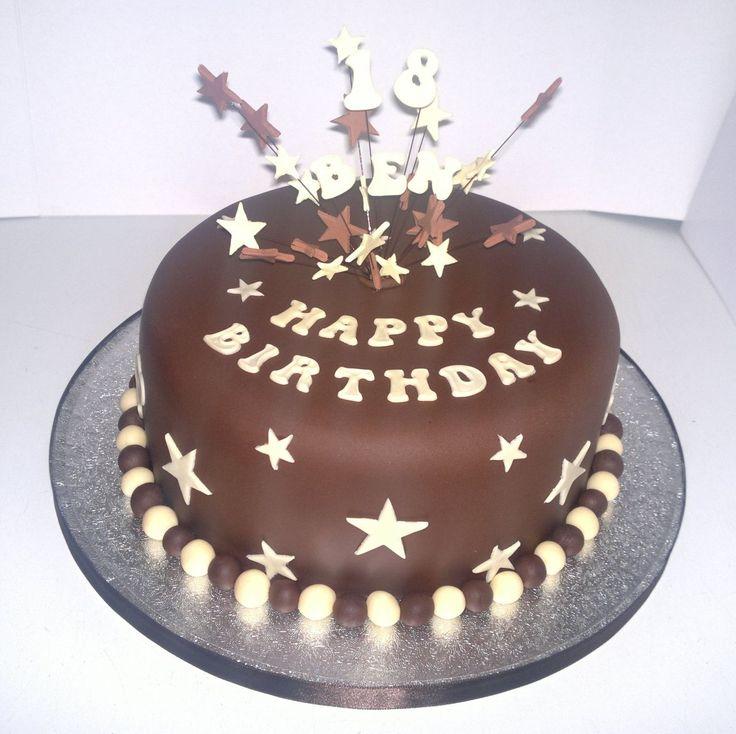 Happy Birthday Images For Men With Cake Foto Kolekcija