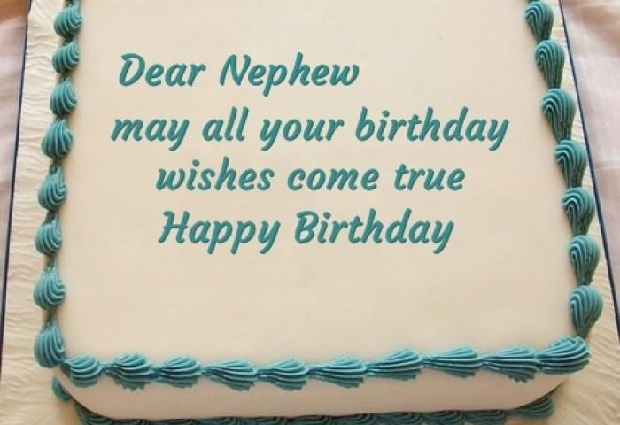 Nephew Birthday Cakes