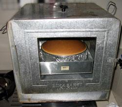 Memilih oven untuk pemula - Oven Tangkring dengan Japanesse Cheese Cake