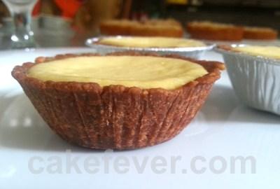 Cheese Tart Cakefever
