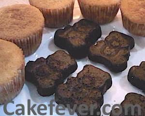 Choco Bear Brownies Cakefever