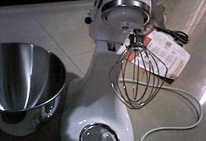 Kitchen Aid Tilt Head