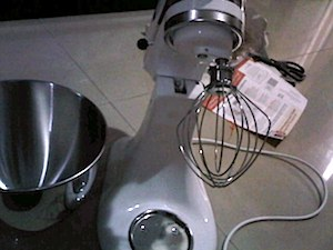 Kitchen Aid Tilt Head