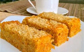 Carrot Cheesy Cake. Foto: Cakefever.com