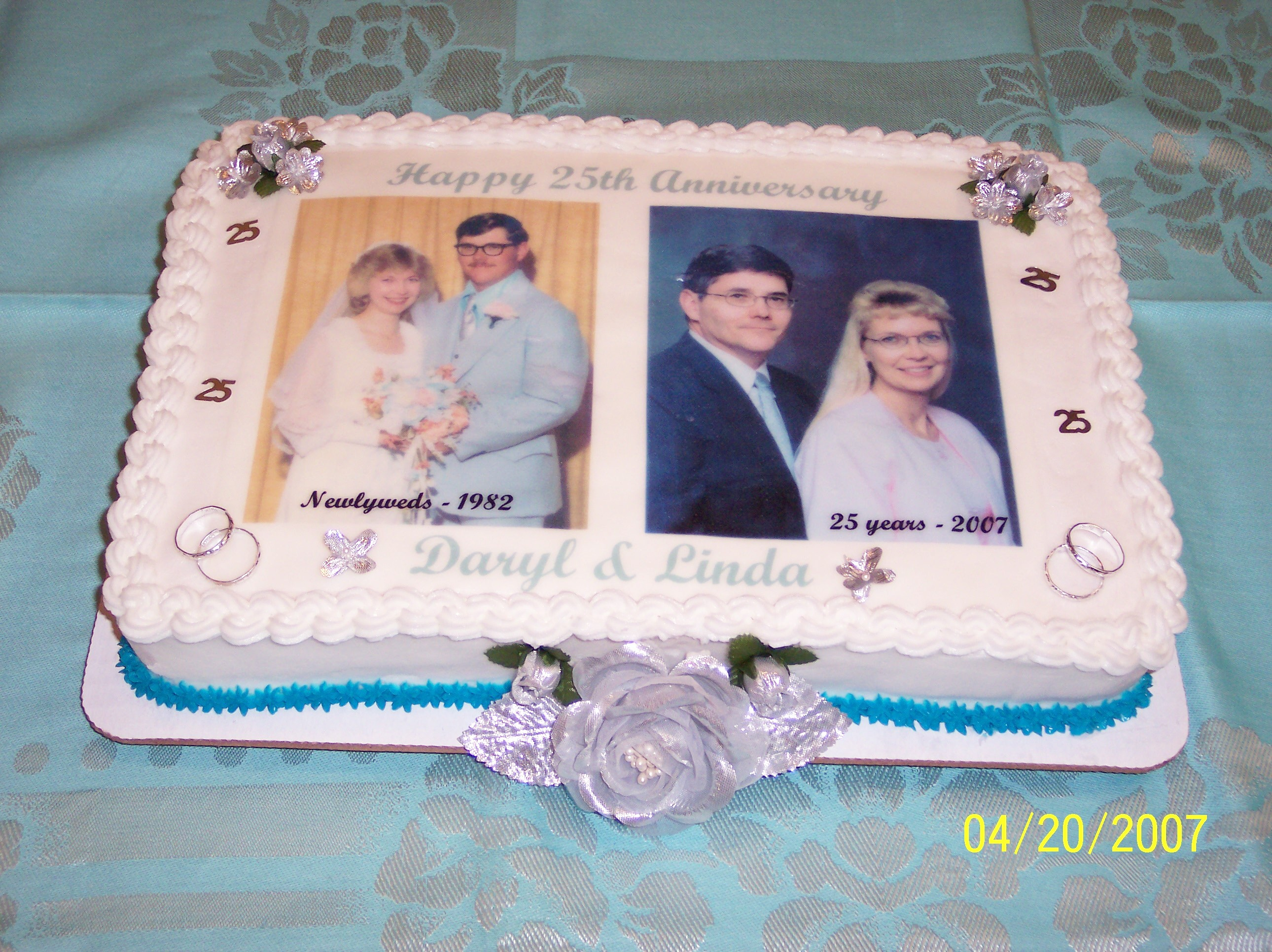 Cake Ideas Edible Image Decorations
