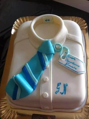 Torte Cupcake E Biscotti A Forma Di Camicia E Cravatta