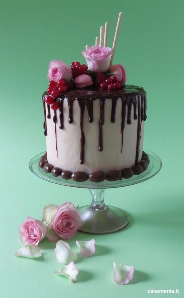 Come Si Fa Una Drip Cake La Ricetta