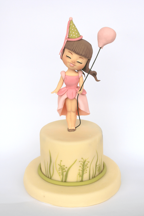 Party Girl Modelling Tutorial   Cake Masters Magazine cake decorating magazine cake masters magazine