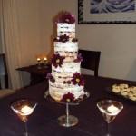 Naked Victoria Sponge Celebration Cake