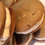 Coffee Toffee Crunch Whoopie Pies