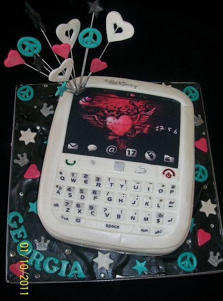 White Blackberry Birthday Cake Jpg 1 Comment