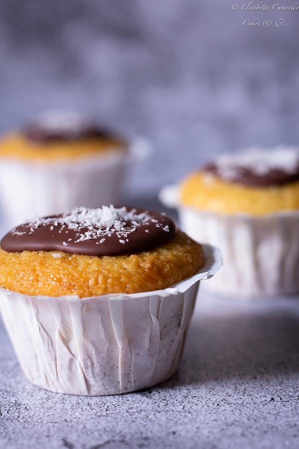 Muffins ciocco cocco